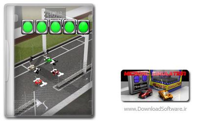 دانلود بازی کم حجم MicroRC Simulation برای کامپیوتر