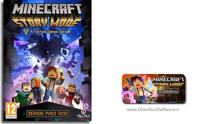 دانلود بازی Minecraft Story Mode Episode 4 برای PC