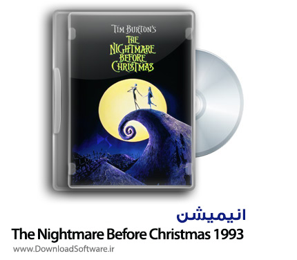 دانلود انیمیشن The Nightmare Before Christmas 1993