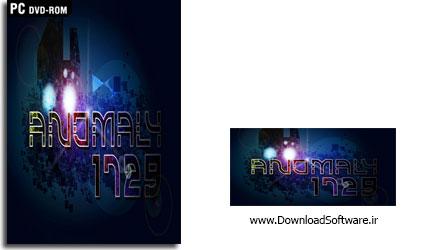 دانلود بازی Anomaly 1729 برای کامپیوتر