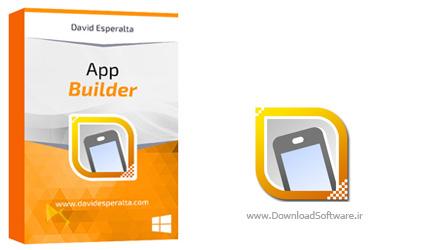 دانلود App Builder Portable – ساخت اپلیکیشن موبایل با HTML5