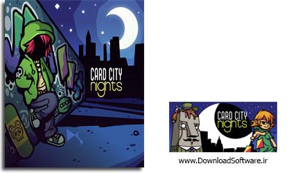 دانلود بازی کم حجم Card City Nights برای PC