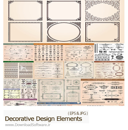 Decorative-Design-Elements