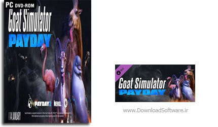 Goat-Simulator-PAYDAY-cover