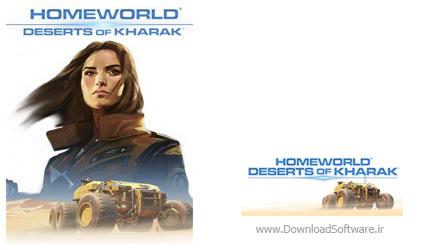دانلود بازی Homeworld Deserts of Kharak برای PC