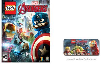 دانلود بازی LEGO MARVELs Avengers برای PC