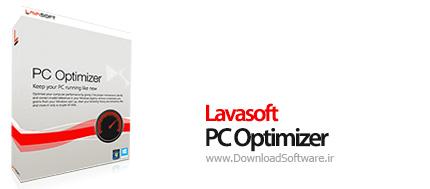 دانلود Lavasoft PC Optimizer نرم افزار بهینه سازی عملکرد کامپیوتر