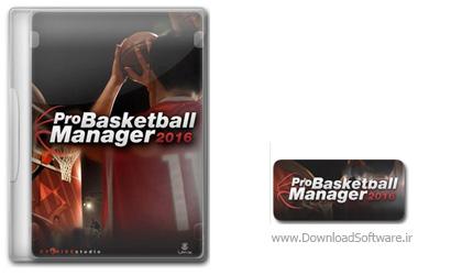 دانلود بازی Pro Basketball Manager 2016 برای PC