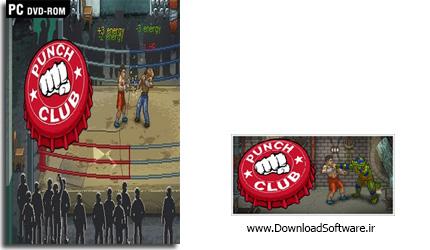دانلود بازی کم حجم Punch Club برای کامپیوتر