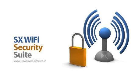 دانلود SX WiFi Security Suite - مجموعه ابزار برقراری امنیت در شبکه های وای فای