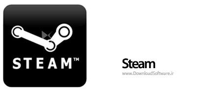 دانلود Steam – نرم افزار استیم برای اجرای بازی های شرکت Valve