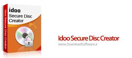 دانلود Idoo Secure Disc Creator برنامه رمزگذاری CD و DVD