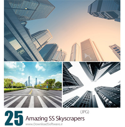 دانلود تصاویر با کیفیت آسمان خراش، برج از شاتر استوک - Amazing ShutterStock Skyscrapers