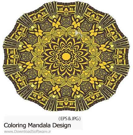 Coloring-Mandala-Design232