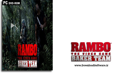دانلود بازی Rambo The Video Game Baker Team برای PC