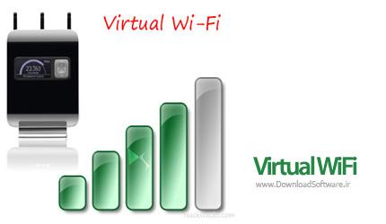 دانلود Virtual WiFi 3.1.9 Final + Portable – ساخت وای فای مجازی