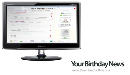 دانلود Your Birthday News برنامه اطلاعات جالب درباره سال تولد