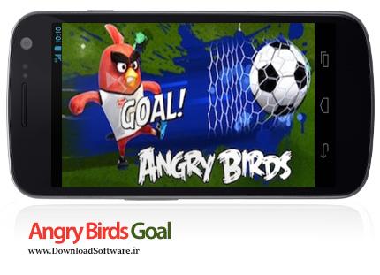 دانلود بازی Angry Birds Goal – فوتبال پرندگان خشمگین برای اندروید + نسخه بی نهایت
