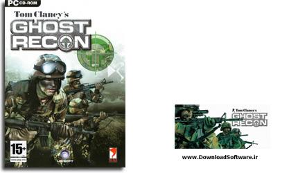 دانلود بازی اکشن Tom Clancys Ghost Recon 1 برای کامپیوتر