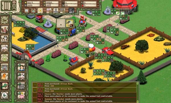دانلود بازی کم حجم Zoo Park برای کامپیوتر