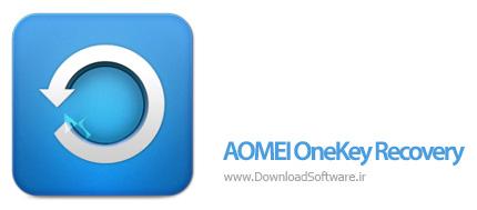 دانلود AOMEI OneKey Recovery نرم افزار ساخت پارتیشن بازیابی سیستم