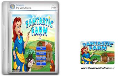 دانلود بازی کم حجم Fantastic Farm برای کامپیوتر