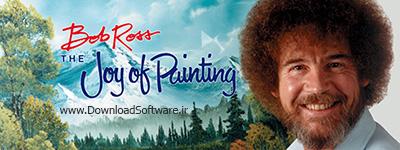 دانلود مجموعه آموزشی لذت نقاشی باب راس - Joy of Painting
