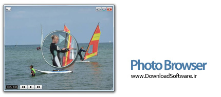 دانلود Photo Browser 3.21 نرم افزار مشاهده و ویرایش تصاویر