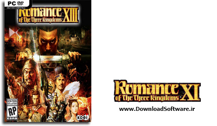 دانلود بازی Romance Of The Three Kingdoms 13 برای PC