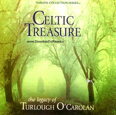 دانلود The Legacy of Turlough OCarolan 1996 Music آلبوم اسکاتلندی