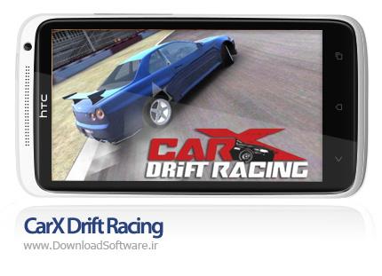 دانلود بازی CarX Drift Racing برای اندروید