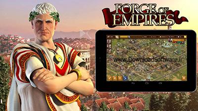 دانلود Forge of Empires بازی استراتژیک جدید اندروید