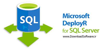 دانلود Microsoft DeployR for SQL Server Enterprise Edition - نرم افزار دیپلوی آر برای اس کیو ال
