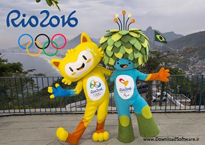 دانلود فیلم مراسم افتتاحیه المپیک ریو برزیل 2016