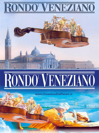 دانلود آلبوم بی کلام موزیک کلاسیک Rondo Veneziano