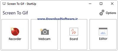 دانلود Screen To Gif 2.1 نرم افزار فیلمبرداری از محیط دسکتاپ