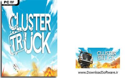 دانلود بازی Clustertruck برای کامپیوتر