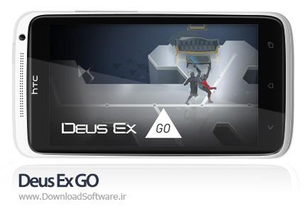 دانلود بازی Deus Ex GO – حل معماهای دنیای آینده برای اندروید + دیتا + پول بی نهایت