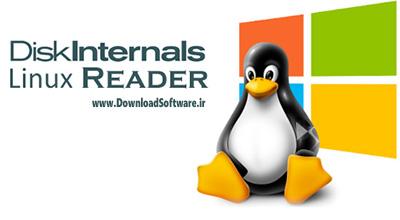 دانلود DiskInternals Linux Reader – دسترسی به پارتیشن های لینوکس در ویندوز