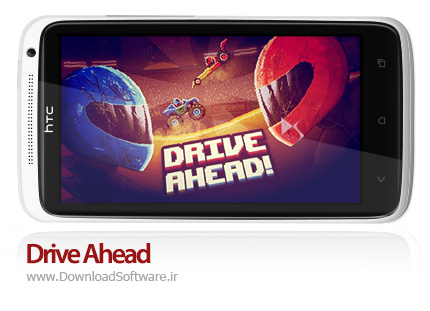 دانلود بازی Drive Ahead – رانندگی رو به جلو برای اندروید + پول بی نهایت