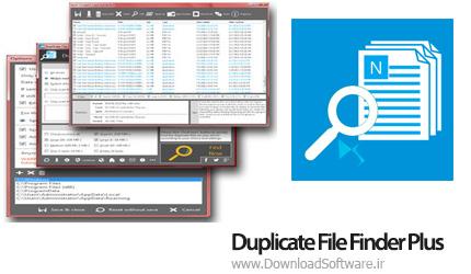 دانلود Duplicate File Finder Plus 6.0 Build 032 نرم افزار یافتن فایل های تکراری
