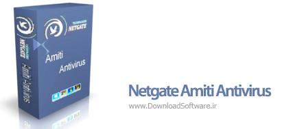 دانلود NETGATE Amiti Antivirus – برنامه آنتی ویروس قدرتمند