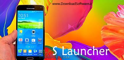 دانلود S Launcher (Galaxy S6 Launcher) Prime – اس لانچر برای اندروید
