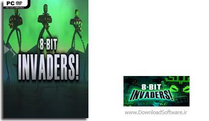 دانلود بازی ۸Bit Invaders برای PC