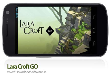 دانلود بازی Lara Croft GO – لارا کرافت برای اندروید + دیتا