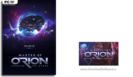 دانلود بازی Master of Orion Revenge of Antares برای PC