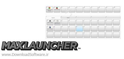 دانلود MaxLauncher + Portable – دسترسی و اجرای سریع برنامه ها در ویندوز