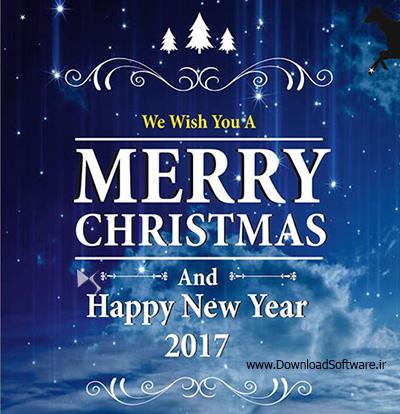 اس ام اس تبریک سال نو میلادی به زبان انگلیسی