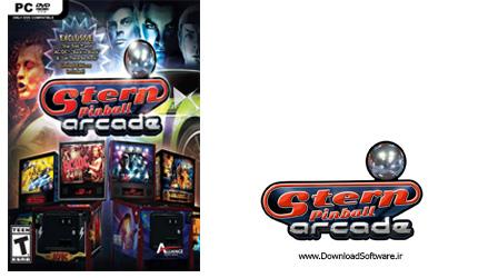 دانلود بازی Stern Pinball Arcade Star Trek برای PC