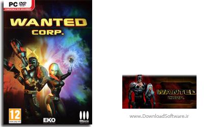 دانلود بازی Wanted Corp برای کامپیوتر